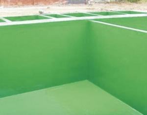 国锐化工水池防腐