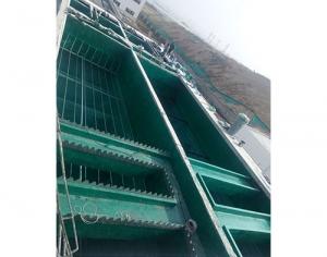 污水池乙烯基玻璃钢防腐