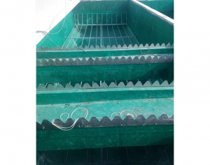 赤峰污水池乙烯基玻璃钢防腐
